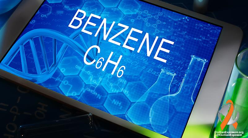 Civilian Exposure - Chemicals - Benzene