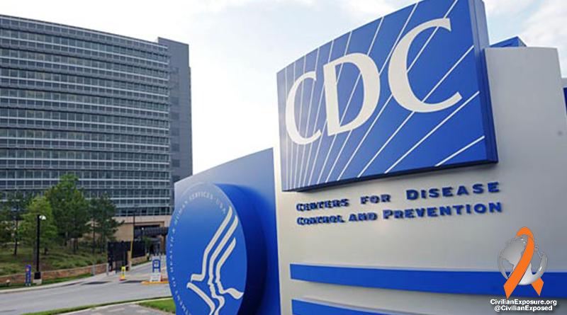 Civilian Exposure - CDC Studies - Camp Lejeune Contamination