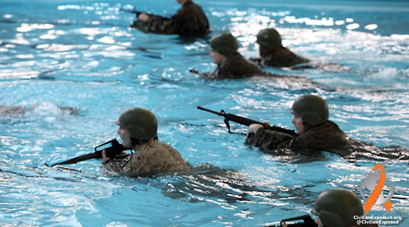 Civilian Exposure - Camp Lejeune Marines Water Training