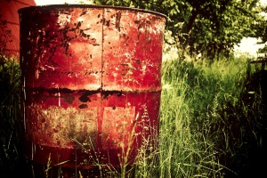Civilian Exposure - Camp Lejeune Contamination - Fuel Barrel