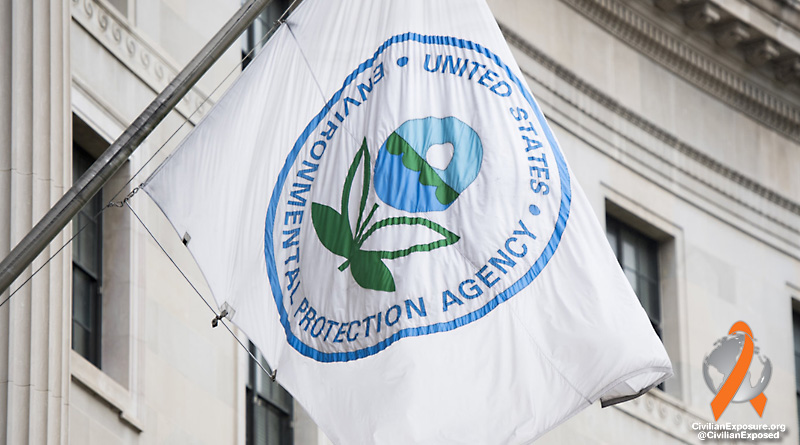 Civilian Exposure - Military Contamination - Military Bases on EPA Superfund List