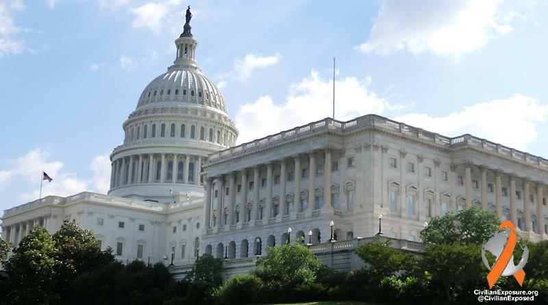 Civilian Exposure - US Congressional Contacts