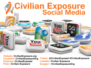 Civilian Exposure - Social Media
