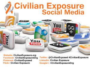 Civilian Exposure - Social Media