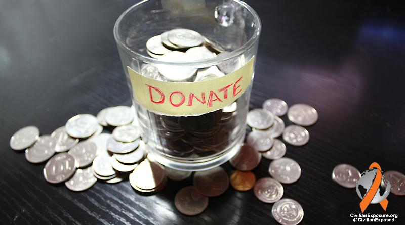 Donate to Civilian Exposure