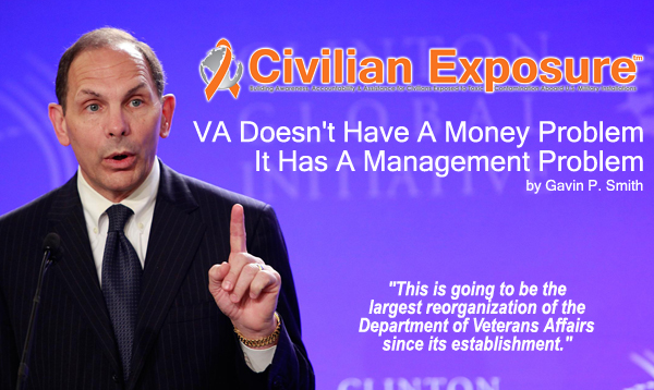 Civilian Exposure - Robert McDonald VA Story 12-22-2014