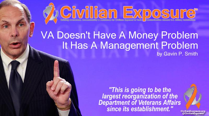 Civilian Exposure - Camp Lejeune Contamination - VA Mismanagement Editorial
