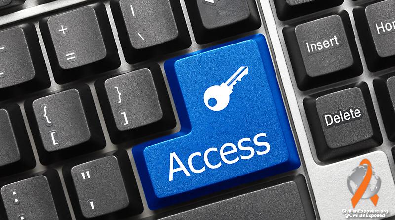 Civilian Exposure - FOIA Access