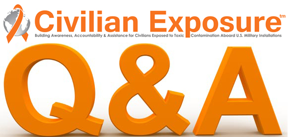 Civilian Exposure Questions and Answers