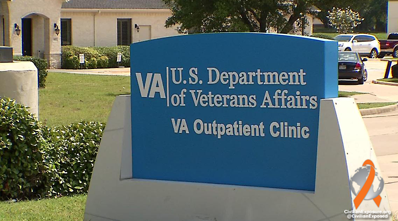 Civilian Exposure - Agencies - Veterans Affairs VA