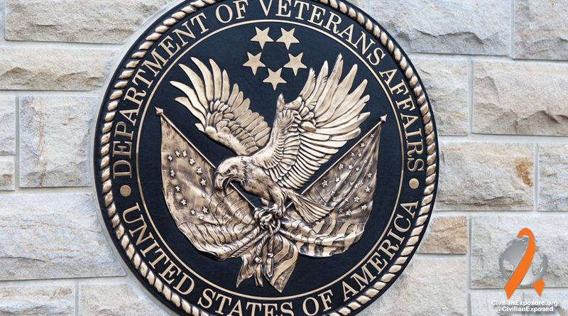 Civilian Exposure - Agencies - Veterans Affairs - VA