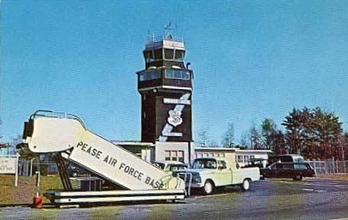 Civilian Exposure - Pease Air Force Base New Hampshire
