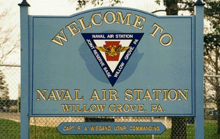 Civilian Exposure - Willow Grove Naval Air Station