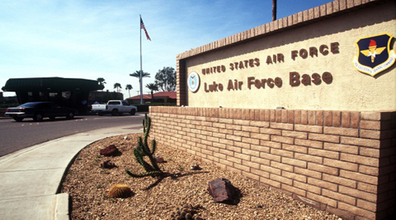 Luke Air Force Base Contamination