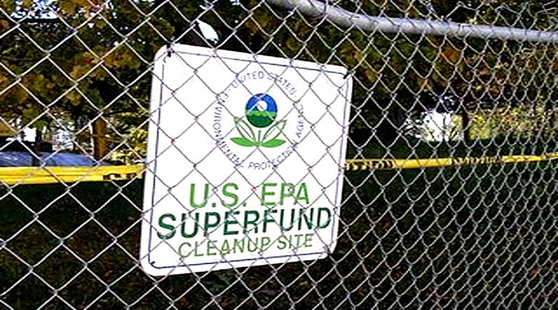 EPA Superfund Site - McClellan Air Force Base