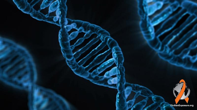 Civilian Exposure DNA Impacts of Chemical Contamination