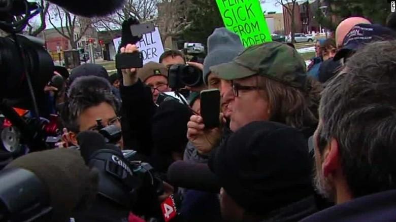 Civilian Exposure - Flint Michigan Michael Moore CNN
