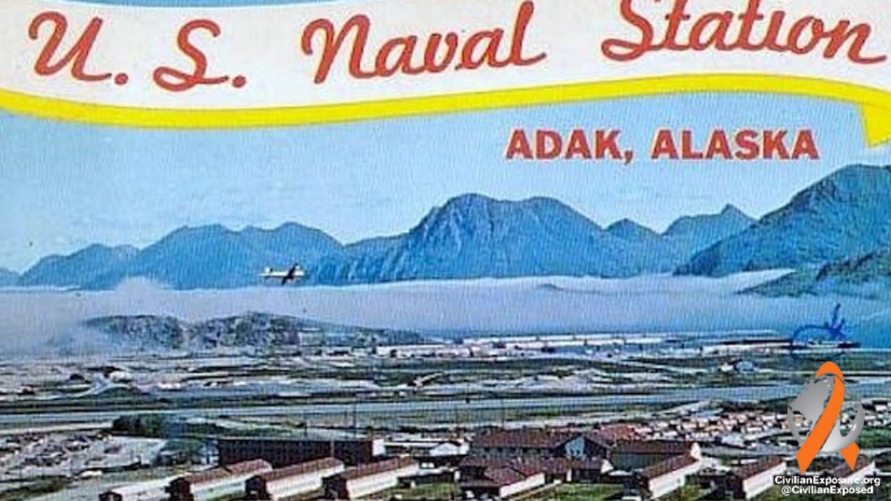 Wwii Vets Chemical Exposures Spur >> Epa Military Contamination Superfund Site Adak Naval Air