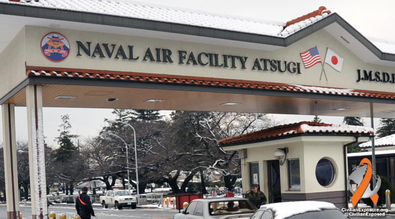 Civilian Exposure - Other Contamination Bases - NAF Atsugi Japan
