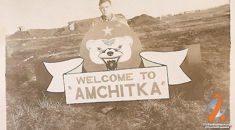 Civilian Exposure - Other Contaminated Bases - Amchitka, Alaska