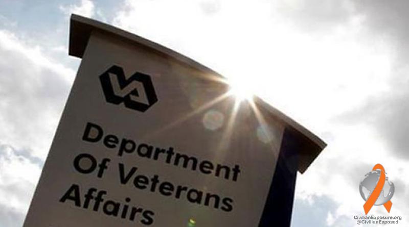 Civilian Exposure - VA Claims Wait Times