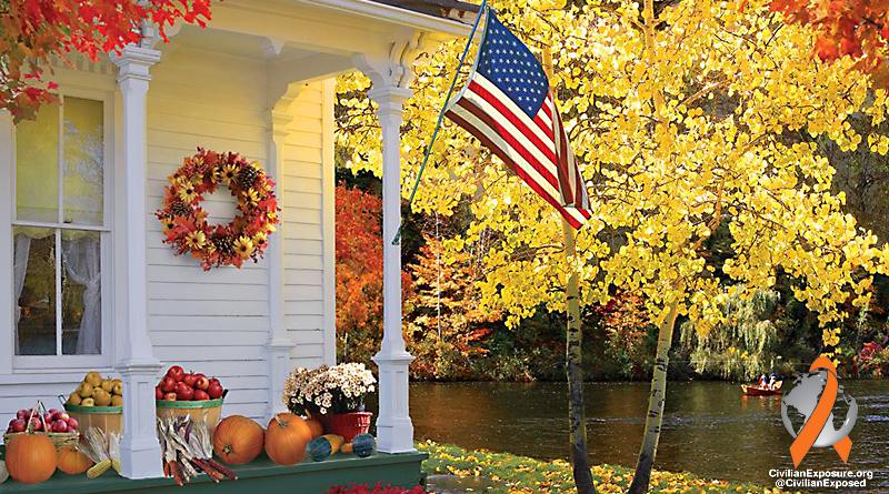 Civilian Exposure - Thanksgiving Message