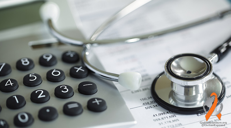 Civilian Exposure - FTCA vs Medicare
