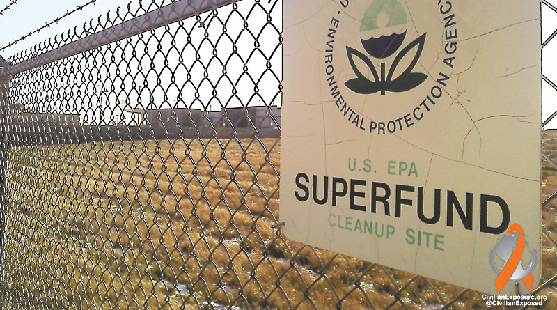 Civilian Exposure - Editorial - EPA Superfund