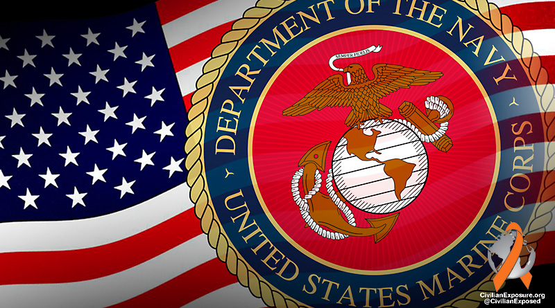 Civilian Exposure - Contamination Chronicles - USMC casued death of my family
