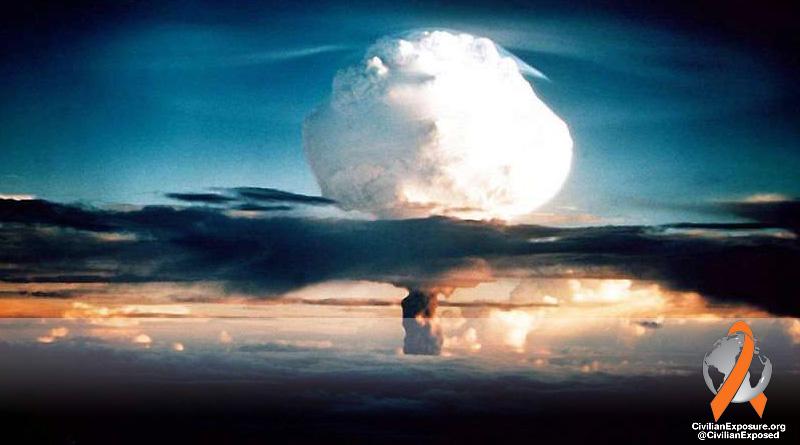 Civilian Exposure - Contamination Chronicles - Personal Stories of Exposure - Enewetak Atoll Atomic Cleanup Veteran