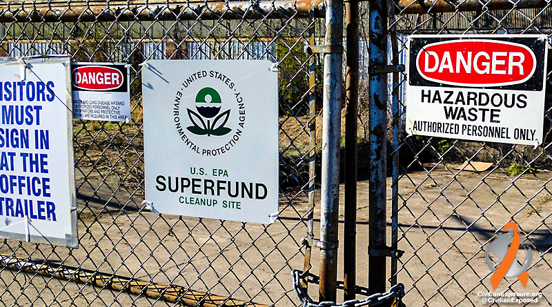 Civilian Exposure Resource - Agencies - EPA - Superfund Background Information