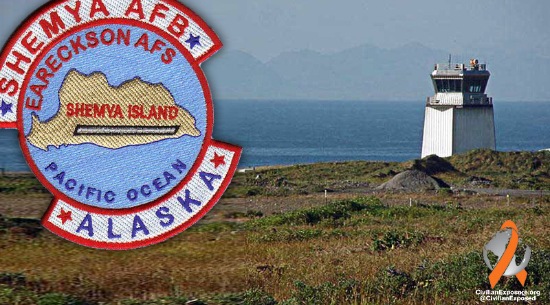 Civilian Exposure - Contamination Chronicles - Toxic Wastes on Shemya AFB, Aleutian Islands, AK