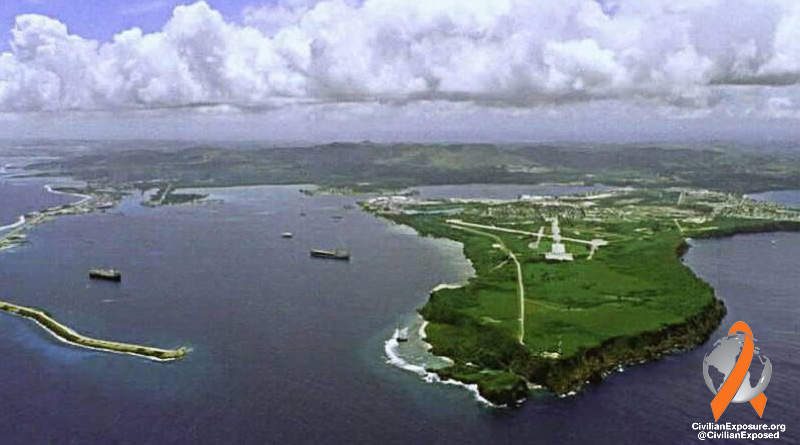 Civilian Exposure Contamination Chronicles - Andersen AFB Guam