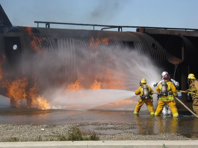Civilian Exposure - March AFB Firefighters